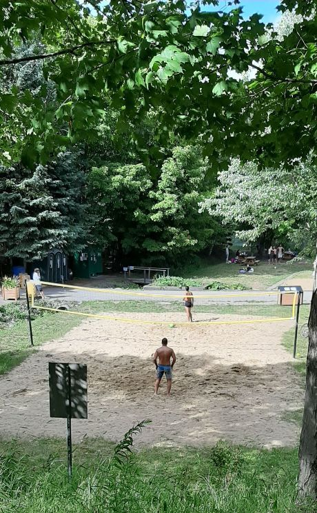 volleyball plage