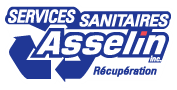 Logo Services sanitaires Asselin
